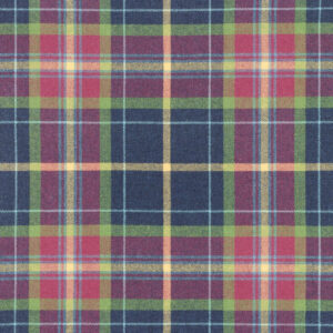 Glen Mhor Shetland Wool Fabric, Braemar