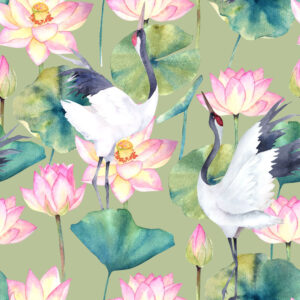 Print to Order Fabric, D0016