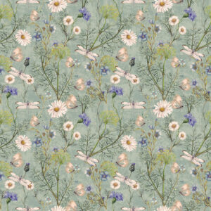 Print to Order Fabric, D0024