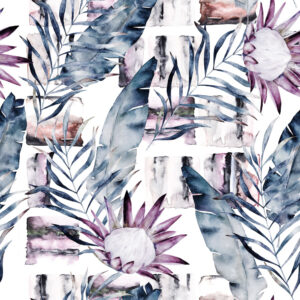 Print to Order Fabric, D0030