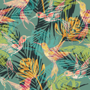 Print to Order Fabric, D0043