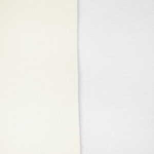 Bonded Blackout Curtain Lining, Ivory