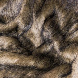 Alsatian Faux Fur Fabric