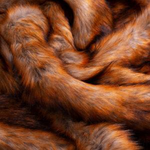 Faux Fur Reynard Fox