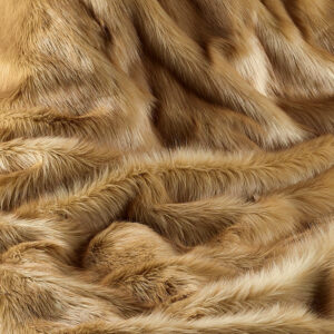 Sahara Longhaired Faux Fur Fabric