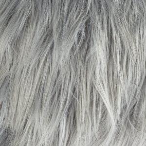 Slate Grey Faux Fur Fabric