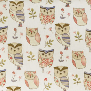 Hoot Fabric by Fryett's