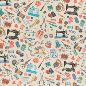 Sew Vintage (Scatter) by Nutex